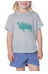 Icebreaker Tech Lite - T-shirt Enfant - gris